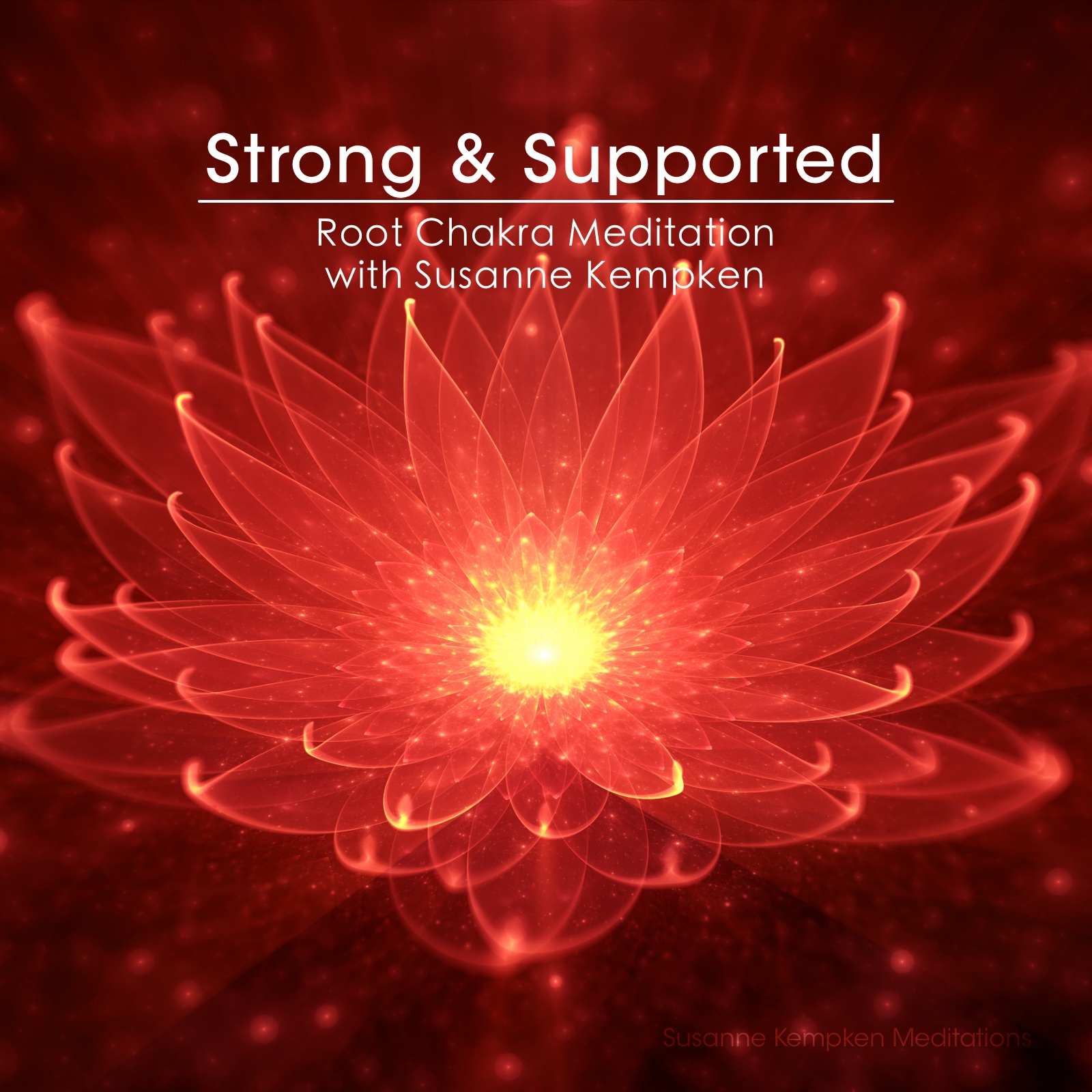 Strong & Supported - Root Chakra Meditation