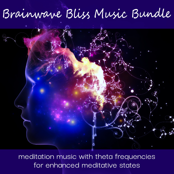 Brainwave Bliss - A Meditation Music Bundle with Theta Binaural Beats by Christopher Lloyd Clarke