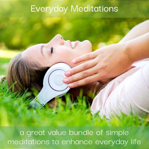 Everyday Meditations Value Bundle