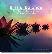 Blissful Balance - Chakra Meditation by Susanne Kempken