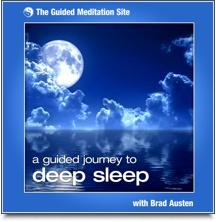 A Guided Journey to Deep Sleep - Meditation