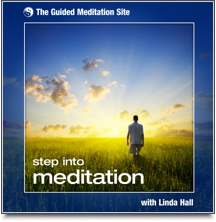 Step Into Meditation - Learn how to meditate at home