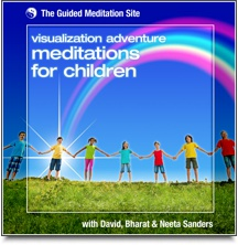 guided visualization scripts for kids