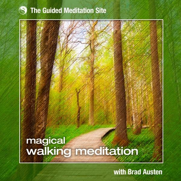 Magical Walking Meditation - Guided Meditation