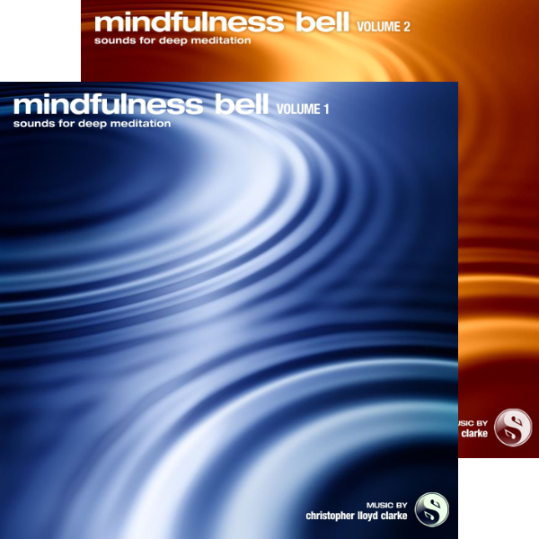 Mindfulness Bell Bundle by Christopher Lloyd Clarke