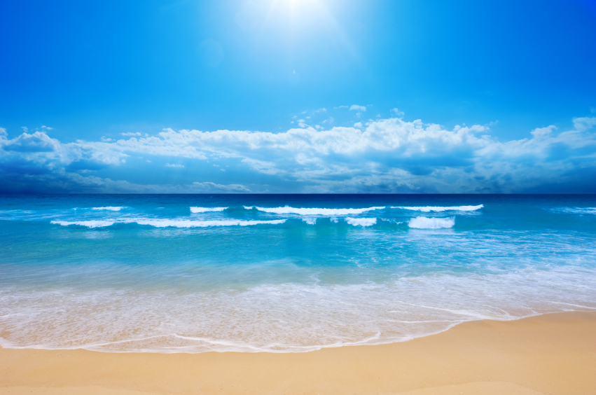 Relaxing Ocean Waves - Nature Sounds by Christopher Lloyd Clarke