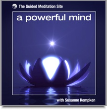 A Powerful Mind - Third Eye Chakra Meditation by Susanne Kempken
