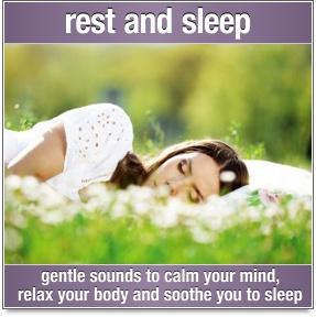 Rest and Sleep Music Bundle