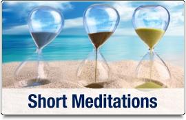 Short Guided Meditations
