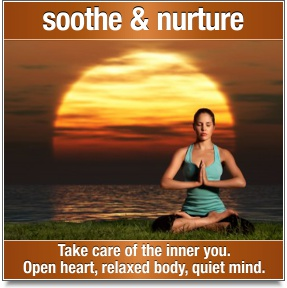 Soothe and Nurture Meditation Bundle with Susanne Kempken