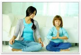 Teaching Children To Meditate