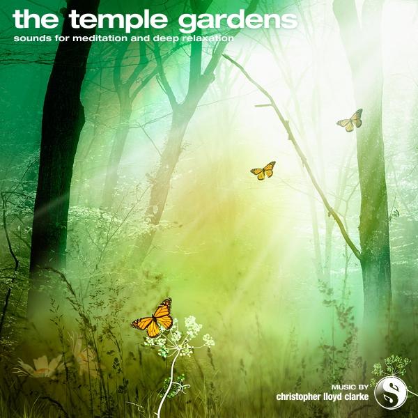 The Temple Gardens with Theta Binaural Beats - Binaural Music by Christopher Lloyd Clarke