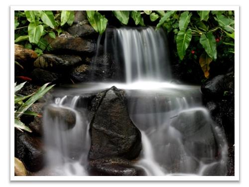 Waterfall Visualization