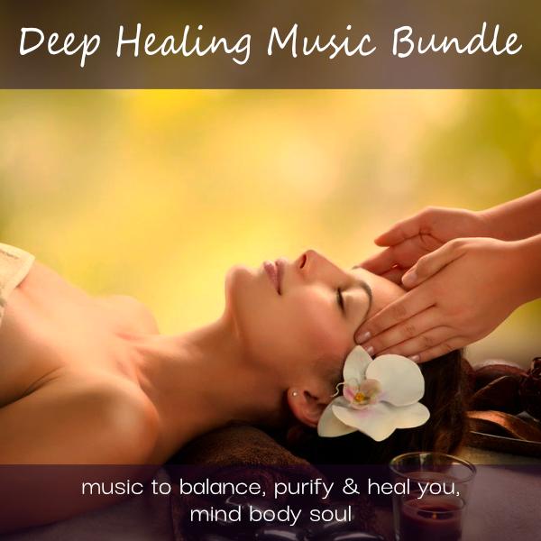 Music Bundle for Deep Healing by Christopher Lloyd Clarke
