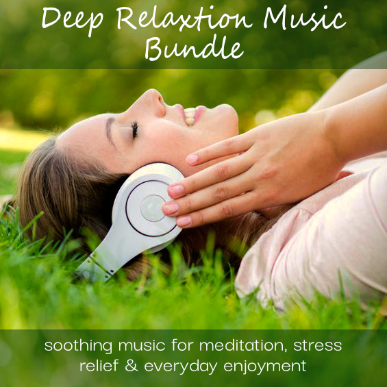 Music Bundle for Deep Relaxation by Christopher Lloyd Clarke