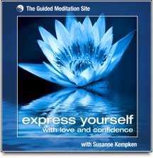 Express Yourself With Love And Confidence - Throat Chakra Meditation by Susanne Kempken