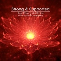 Strong & Supported - Root Chakra Meditation by Susanne Kempken