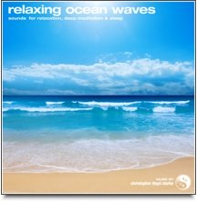 Relaxing Ocean Waves with Delta Binaural Beats