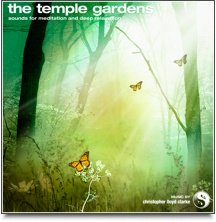 The Temple Gardens - Theta Binaural Music