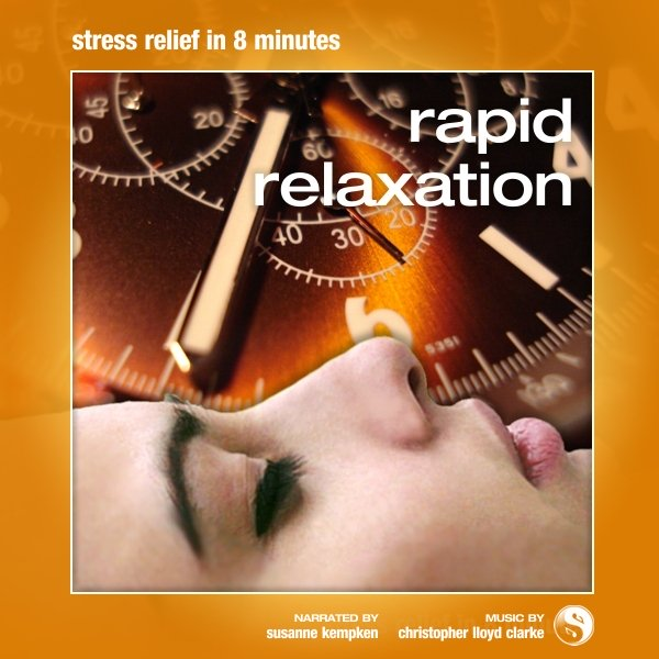 Rapid Relaxation - Short Guided Meditation with Susanne Kempken