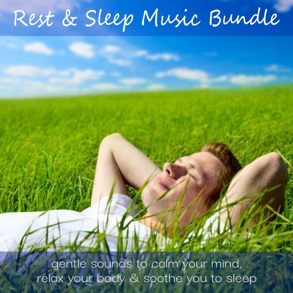 Music Bundle for Rest & Sleep by Christopher Lloyd Clarke