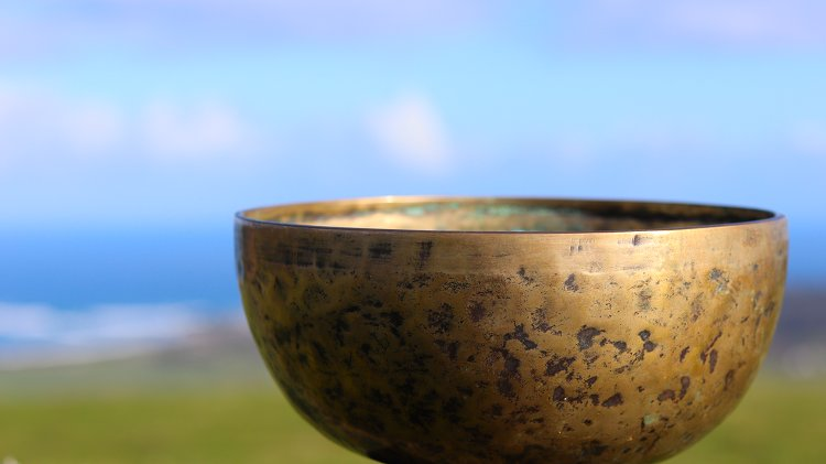 Meditation Timer - Tibetan Singing Bowl