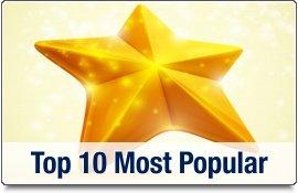 Top 10 Most Popular