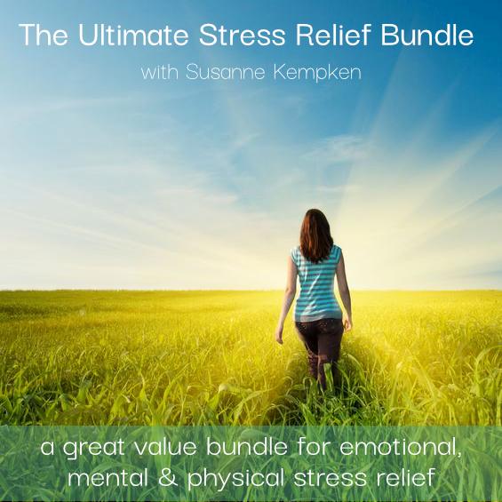 The Ultimate Stress Relief Meditation Bundle with Susanne Kempken